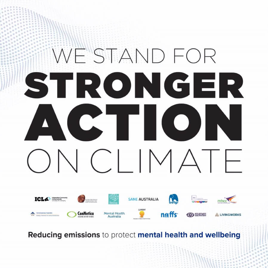 Stand stronger for action poster