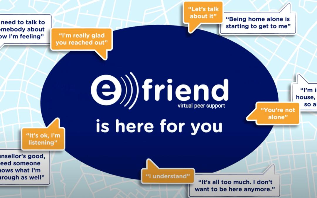 eFriend launch